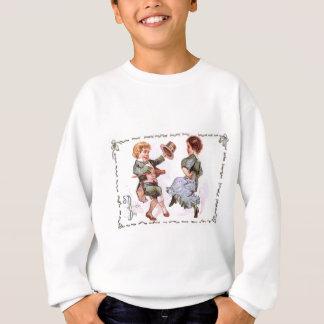 Kinder, die Shillelagh-Spannvorrichtung tanzen Sweatshirt