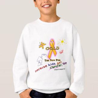 Kinder erhalten Krebs, auch! Sweatshirt
