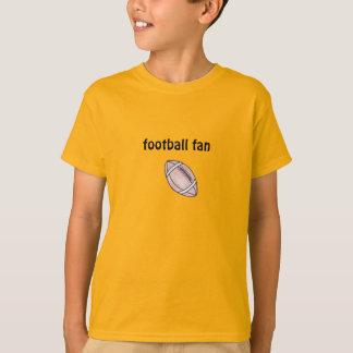 Kinder: Fußballfan T-Shirt