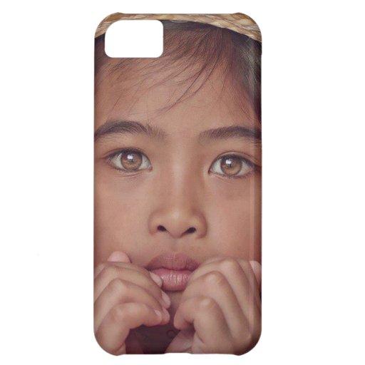 Kinder iPhone 5C Hülle