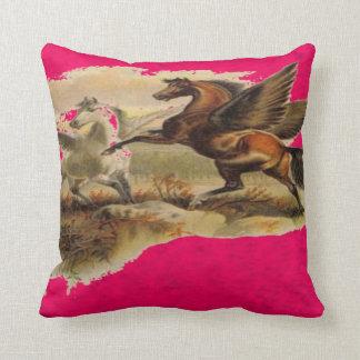 Kinder Pillows - der gescheckte Pfeifer von Kissen