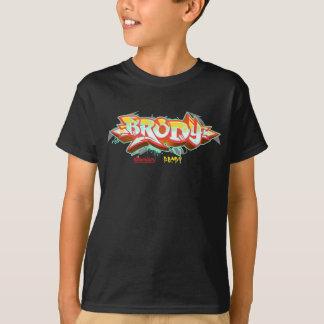 Kinder Streetwear: Brody Graffiti T-Shirt