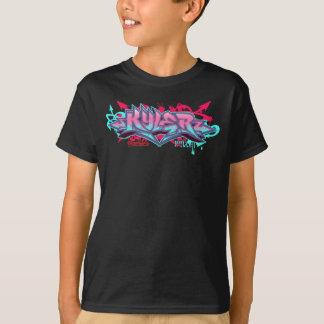 Kinder Streetwear: Kyler Graffiti T-Shirt