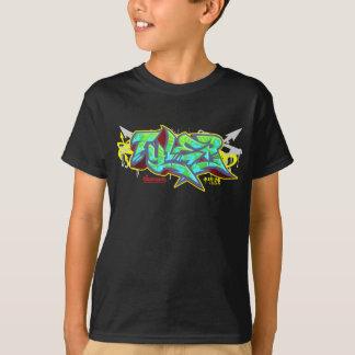 Kinder Streetwear: Tyler Graffiti T-Shirt