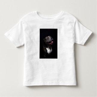 Kinder T-Shirt Bullet black
