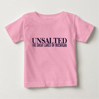 Kinderbaby-Shirt Michigans ungesalzenes Baby T-shirt