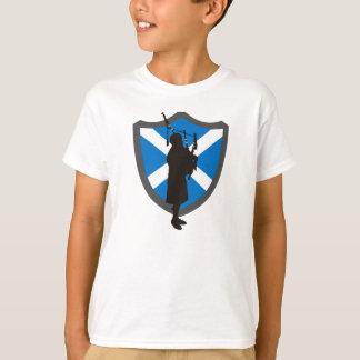 Kinderdudelsackspieler-T - Shirt:  T-Shirt