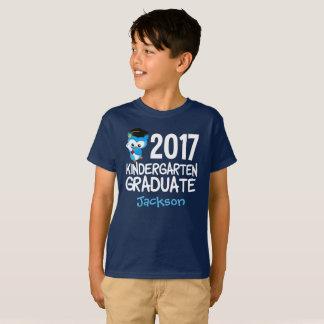 Kindergarten-Abschluss-coole Gewohnheit 2017 T-Shirt