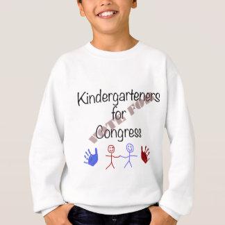 Kindergarteners für Kongreß Sweatshirt