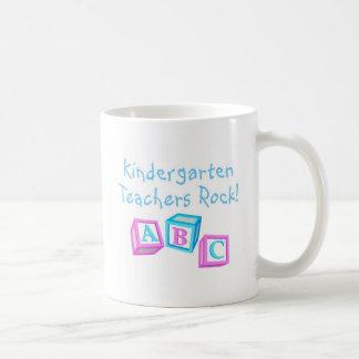 Kindergärtnerin-Felsen Kaffeetasse