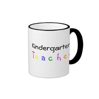 Kindergärtnerin-Tasse