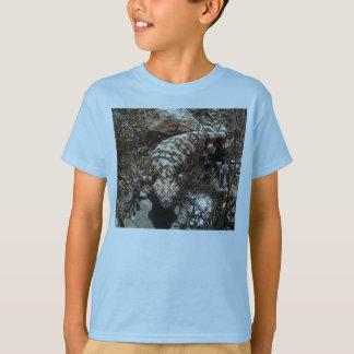 KinderGila-Krustenechse-T-Stück T-Shirt