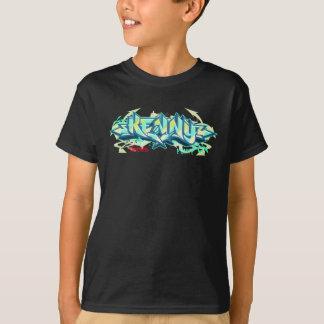 KinderGraffiti: Kenny-Graffiti Streetwear T-Shirt