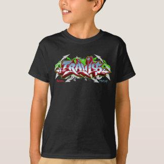 KinderGraffiti: Travis Streetwear T-Shirt