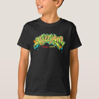 KinderGraffiti: William Streetwear T-Shirt
