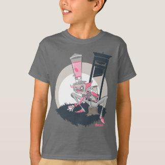 KinderGraffiti: Wütender Hutmacher Streetwear T-Shirt