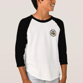 Kindergruben-Stier-Zombie-T - Shirt