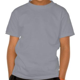 Kindergrundlegender T - Shirt grau