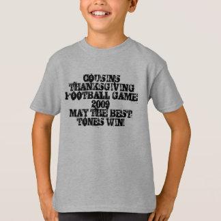 Kinderjunge schießen Shirt