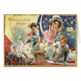 Kinderkanonen-Feuerwerks-Spielzeug-Soldaten Karte