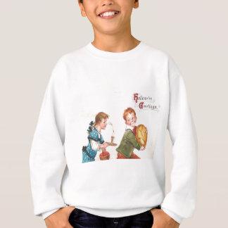 KinderKürbislaterne-Kürbis-Kerze Apple Sweatshirt