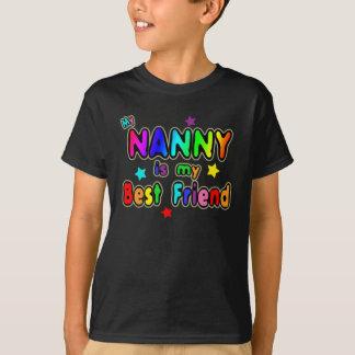 Kindermädchen-bester Freund T-Shirt