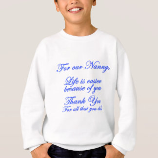 Kindermädchen Sweatshirt