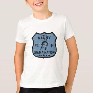 Kindermädchenobama-Nation T-Shirt