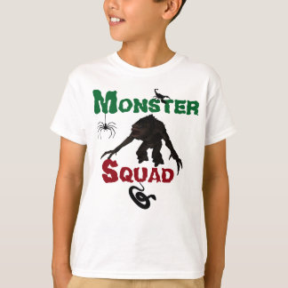 Kindermonster-Gruppe-T - Shirt