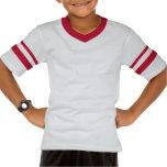 Kinderpersonalisierter Baseball Jersey, NAME und T Shirt