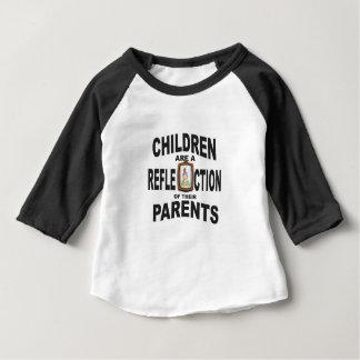 Kinderrefectionsclown Baby T-shirt