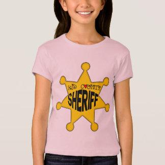 Kindersheriff-T-Shirts und Kindergeschenke T Shirts