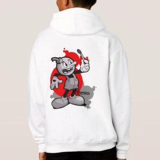 Kinderstädtische Kleidung: Bomben-Junge Streetwear Hoodie