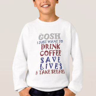 KinderSweatshirt-Vertikale-Schablone Sweatshirt