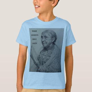 KINDERT - Shirt MACHEN AMERIKA HEILIGES WIEDER