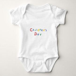 Kindertag Babybody