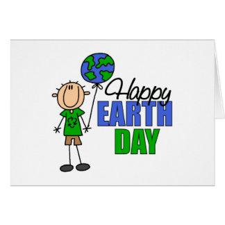 KinderTag der Erde-Geschenk Grußkarte