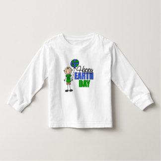 KinderTag der Erde-Geschenk Kleinkind T-shirt