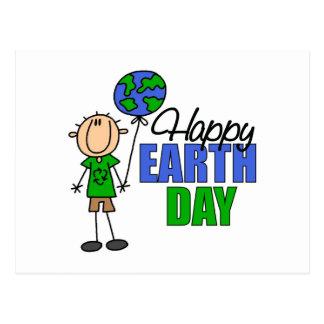 KinderTag der Erde-Geschenk Postkarte