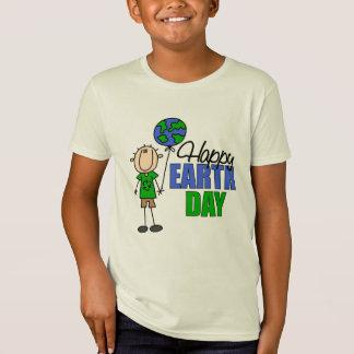 KinderTag der Erde-Geschenk T-Shirt