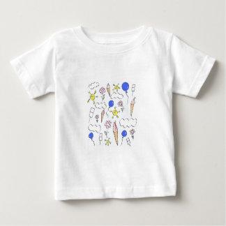 Kindertag heraus baby t-shirt