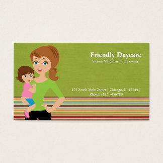 Kindertagesstätte Visitenkarte