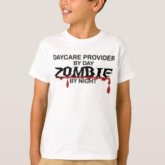 Kindertagesstätten-Anbieter-Zombie T-Shirt