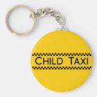 Kindertaxi-lustiger Entwurf für das Fahren der Schlüsselanhänger