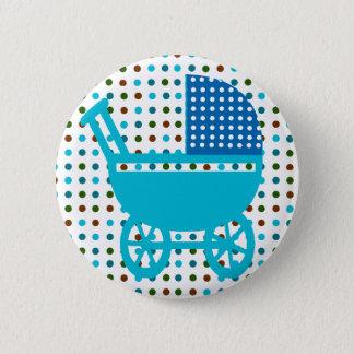 Kinderwagen-Geschenke Runder Button 5,1 Cm