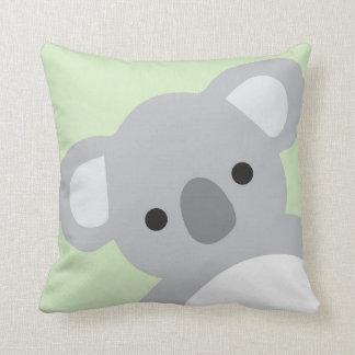 Kinderzimmer-Kissen-Kinderraum-Dekor-Koala-Bär Zierkissen