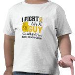 Kindheits-Krebs-Kampf wie ein Typ 15 Shirt