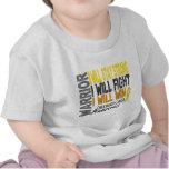 Kindheits-Krebs-Krieger T Shirt
