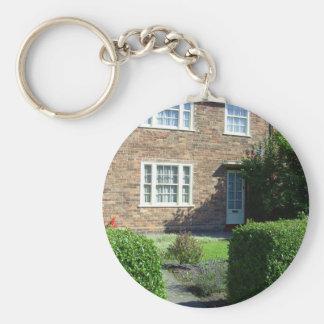 Kindheits-Zuhause von Paul McCartney Schlüsselanhänger