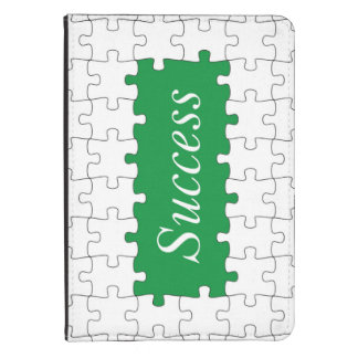 Kindle 4 Hülle mit Puzzlemotiv, Success